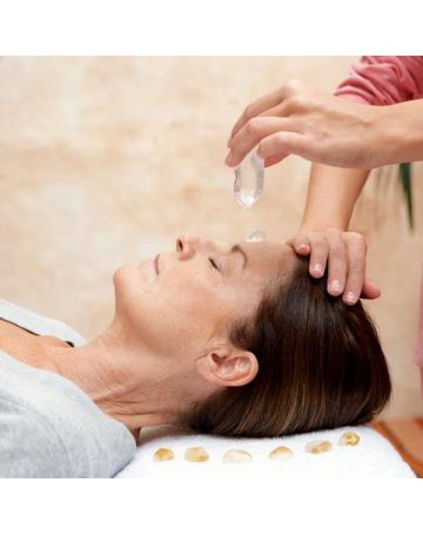 Bioenergetic Crystal Treatment